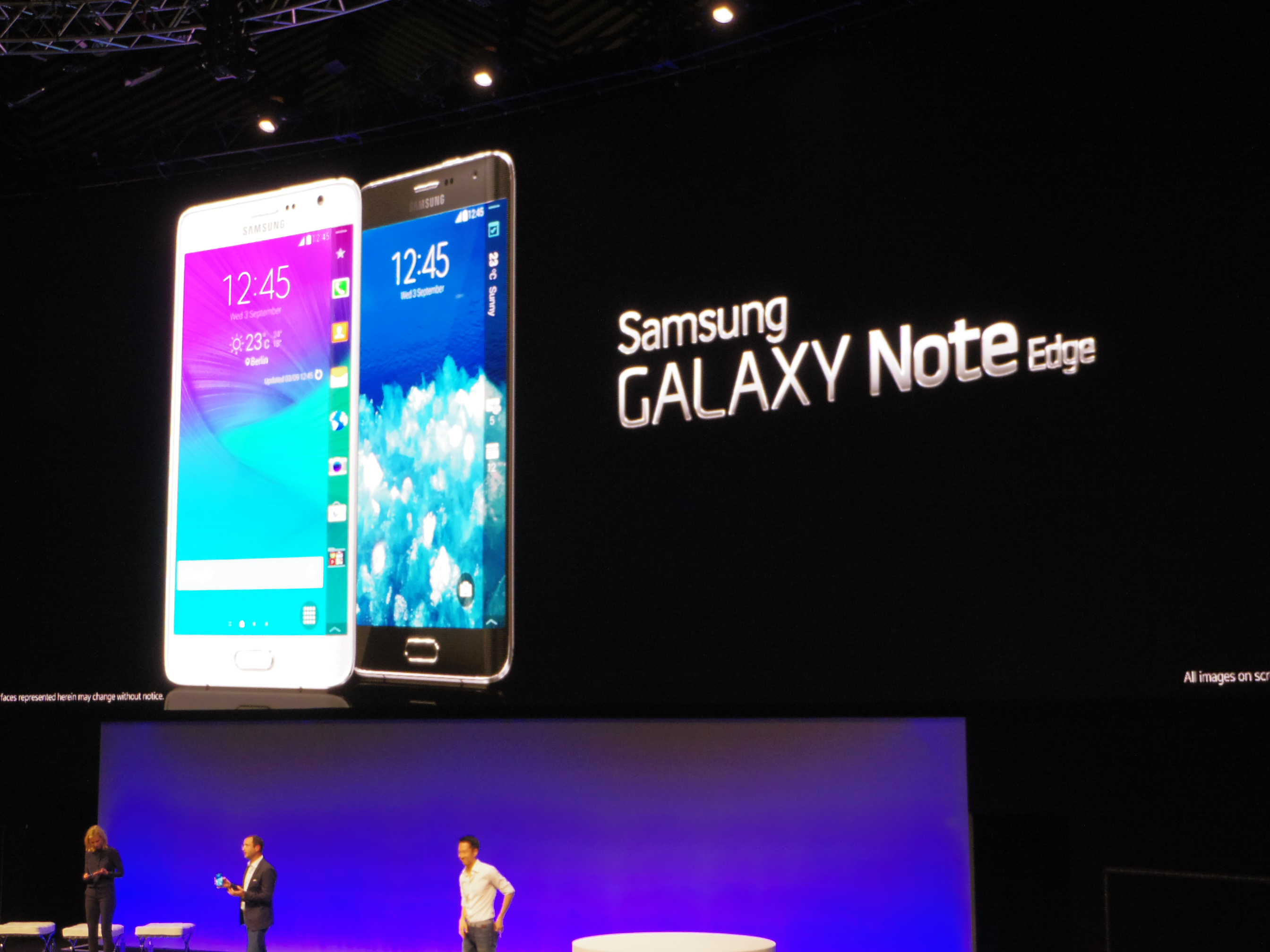 Seria Galaxy Note 3, 4 si Note Edge