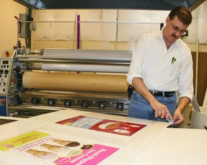 Print finishing equipments: adding the final touch
