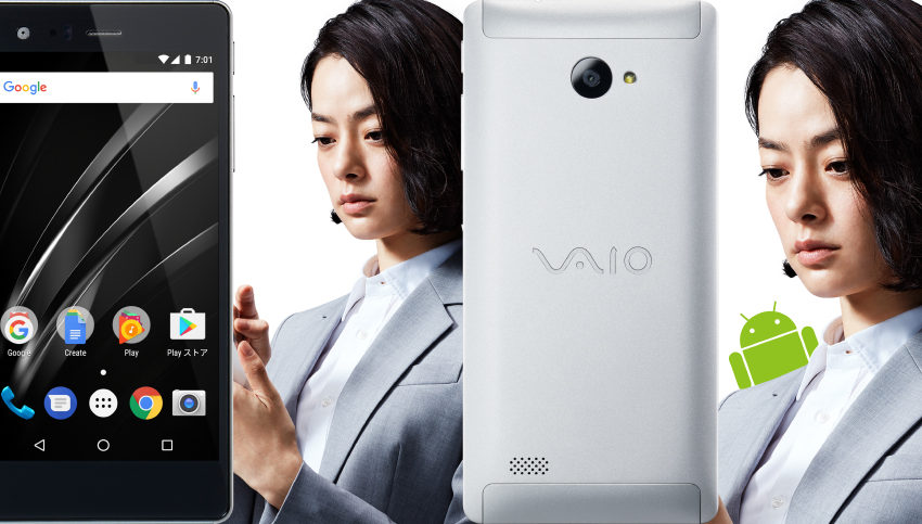VAIO lanseaza Phone A – Snapdragon 617, 3GB de Ram si display full HD de 5.5 inch